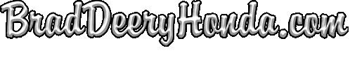 Brad Deery Honda Logo